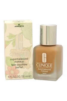 Superbalanced Makeup - # 07 Neutral (MF-G) - Normal To Oily Skin by Clinique for Women - 1 oz Foundation