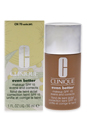 Even Better Makeup SPF 15 - # 07 Vanilla (MF-G) - Dry To Combination Oily Skin by Clinique for Women - 1 oz Foundation