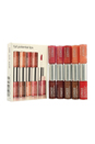 Full Potential Lips Mini Duo Collection Set by Clinique for Women - 5 x 0.07 oz 03 Glamour-full/06 Mimosa Blossom, 02 Peach Plum/05 Ripest Apricot, 09 Cherry Bomb/08 Play-full Plump, 19 Pink Aplenty/07 Soooo Pink, 13 Luscious Lilac/16 Double Plum