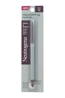 Nourishing Eye Liner - # 70 Plum Drop by Neutrogena for Women - 0.01 oz Eye Liner
