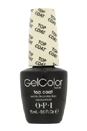 GelColor Soak-Off Gel Lacquer # GC 030 - Top Coat by OPI for Women - 0.5 oz Nail Polish