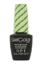 GelColor Soak-Off Gel Lacquer # GC B44 - Gargantuan Green Grape by OPI for Women - 0.5 oz Nail Polish