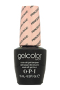 GelColor Soak-Off Gel Lacquer # GC R44 - Princesses Rule! by OPI for Women - 0.5 oz Nail Polish