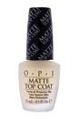 Matte Top Coat NT T35 by OPI for Women - 0.5 oz Nail Polish