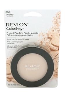 ColorStay Pressed Powder - # 880 Translucent by Revlon for Women - 0.3 oz Powder