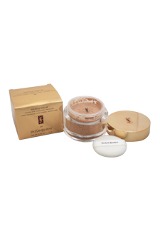 Souffle D'Eclat Sheer and Radiant Loose Powder Natural Finish - # 4 by Yves Saint Laurent for Women - 0.52 oz Powder