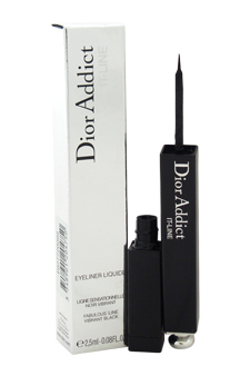 Christian Dior Dior Addict It-Line Eyeliner Liquide - # 099 It-Black women 0.08oz