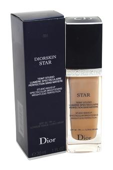 Diorskin Star Studio Makeup Spectacular Brightening SPF 30 - # 031 Sand by Christian Dior for Women - 1 oz Foundation