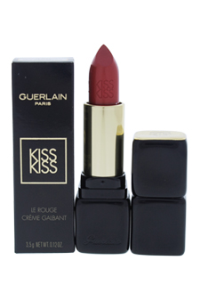 KissKiss Shaping Cream Lip Colour - # 320 Red Insolence by Guerlain for Women - 0.12 oz Lipstick