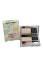 All About Shadow Duo - # 05 Diamonds And Pearls by Clinique for Women - 0.07 oz Eye Shadow
