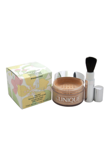 Blended Face Powder and Brush - # 03 Transparency 3 (MF/M)- All Skin Types by Clinique for Women - 1.2 oz Powder