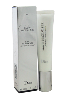 Christian Dior Glow Maximizer Light Boosting Primer - # 001 women 1oz