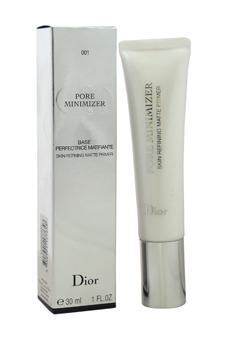 Christian Dior Pore Minimizer Skin Refining Matte Primer - # 001 women 1oz