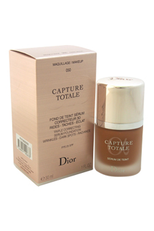 Christian Dior Capture Totale Triple Correcting Serum Foundation SPF 25 - # 050 Dark Beige women 1oz