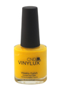 CND Vinylux Weekly Polish - # 104 Bicycle Yellow by CND for Women - 0.5 oz Nail Polish