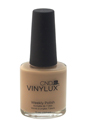CND Vinylux Weekly Polish - # 124 Svelte Suede by CND for Women - 0.5 oz Nail Polish
