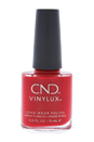 CND Vinylux Weekly Polish - # 143 Rouge Red by CND for Women - 0.5 oz Nail Polish