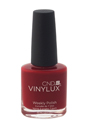 CND Vinylux Weekly Polish - # 145 Scarlet Letter by CND for Women - 0.5 oz Nail Polish