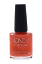 CND Vinylux Weekly Polish - # 163 Desert Poppy by CND for Women - 0.5 oz Nail Polish