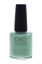 CND Vinylux Weekly Polish - # 166 Mint Convertible by CND for Women - 0.5 oz Nail Polish