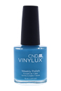 CND Vinylux Weekly Polish - # 171 Cerulean Sea by CND for Women - 0.5 oz Nail Polish