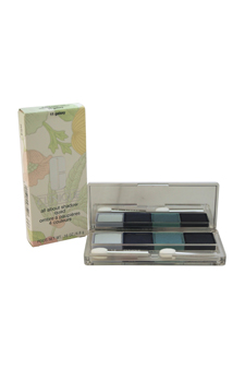 All About Shadow Quad - # 11 Galaxy by Clinique for Women - 0.16 oz Eyeshadow