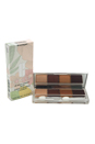 All About Shadow Quad - # 03 Morning Java by Clinique for Women - 0.16 oz Eyeshadow