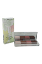 All About Shadow Quad - # 06 Pink Chocolate by Clinique for Women - 0.16 oz Eyeshadow