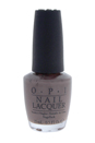 Nail Lacquer # NL A62 Isao Paulo Over There by OPI for Women - 0.5 oz Nail Polish
