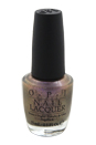 Nail Lacquer # NL A59 Next Stop The Bikini Zone by OPI for Women - 0.5 oz Nail Polish