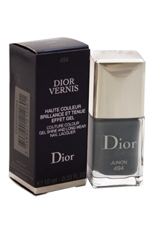 Christian Dior Dior Vernis Nail Lacquer - # 494 Junon women 0.33oz