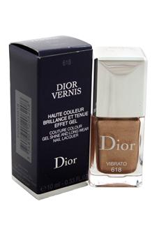 Christian Dior Dior Vernis Nail Lacquer - # 618 Vibrato women 0.33oz