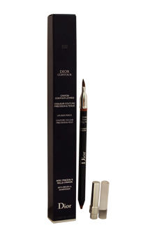 Christian Dior Dior Contour Lip liner Pencil - # 532 Jungle Brown women 0.04oz