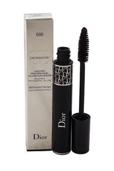 Christian Dior Diorshow Lash Extension Effect Volume Mascara - # 698 Pro Brown women 0.33oz