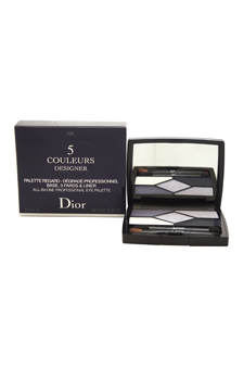 Christian Dior 5 Couleurs Designer All-In-One Professional Eye Palette - # 208 Navy Design women 0.2oz