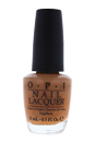 Nail Lacquer - # NL N39 Going My Way or Norway? by OPI for Women - 0.5 oz Nail Polish