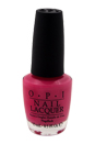 Nail Lacquer - # NL N46 Sizi has a Swede Tooth by OPI for Women - 0.5 oz Nail Polish