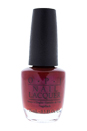 Nail Lacquer - # NL N48 Thank Glogg It's Friday! by OPI for Women - 0.5 oz Nail Polish