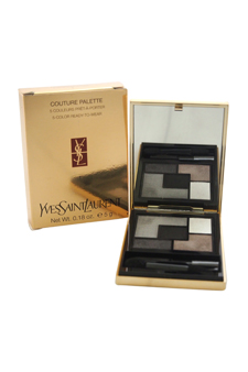 Couture Palette - # 01 Tuxedo by Yves Saint Laurent for Women - 0.18 oz Eyeshadow