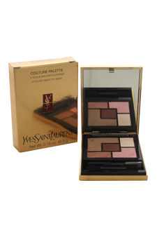 Couture Palette - # 07 Parisienne by Yves Saint Laurent for Women - 0.18 oz Eyeshadow