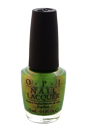 Nail Lacquer - # NL H66 My Gecko Does Tricks by OPI for Women - 0.5 oz Nail Polish