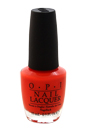 Nail Lacquer - # NL H70 Aloha From OPI by OPI for Women - 0.5 oz Nail Polish