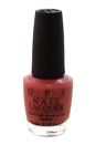 Nail Lacquer - # NL H72 Just Lanai-ing Around by OPI for Women - 0.5 oz Nail Polish