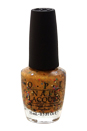 Nail Lacquer - # NL H76 Pineapples Have Peelings too! by OPI for Women - 0.5 oz Nail Polish