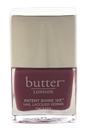 Patent Shine 10X Nail Lacquer - Fancy by Butter London for Women - 0.4 oz Nail Lacquer