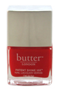 Patent Shine 10X Nail Lacquer - Smashing! by Butter London for Women - 0.4 oz Nail Lacquer