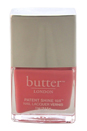 Patent Shine 10X Nail Lacquer - loverly by Butter London for Women - 0.4 oz Nail Lacquer