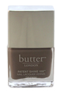 Patent Shine 10X Nail Lacquer - Ta-Ta by Butter London for Women - 0.4 oz Nail Lacquer