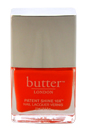Patent Shine 10X Nail Lacquer - Jolly Good by Butter London for Women - 0.4 oz Nail Lacquer