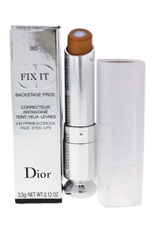Christian Dior Fix It 2-in-1 Prime & Conceal Face - Eyes - Lips - # 003 Dark women 0.12oz